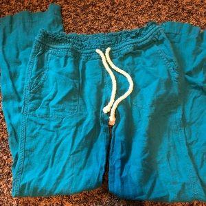 Super comfortable Roxy beach pants